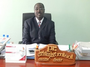 Pr. Christopher Misoi    Executive Directive